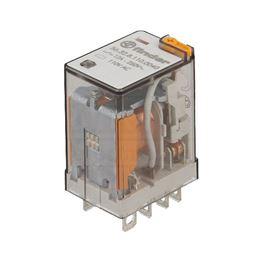 Picture of RELEJ FINDER 56.34 DPDT 12A 110V AC