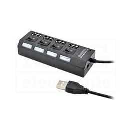 Slika za USB 4 PORT 2,0 HUB