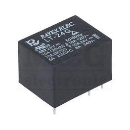 Slika za RELEJ RAYEX LT-24G 1xU 10A 24V DC