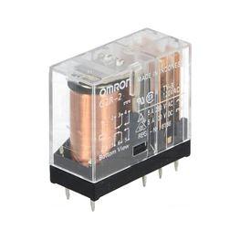 Slika za RELEJ OMRON G2R-2 2xU 5A 110V AC