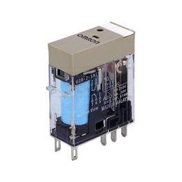 Slika za RELEJ OMRON G2R-2-SN 2xU 5A 110V DC