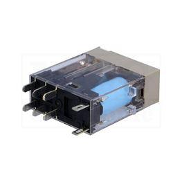 Slika za RELEJ OMRON G2R-2-SN 2xU 5A 24V DC