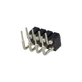 Slika za KONTAKTNA LETVICA 2,54 mm ŽENSKA 3-2x4 pina P 90°