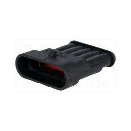 Slika za KONEKTOR SUPERSEAL AMP 282107-1 MUŠKI 5 pina