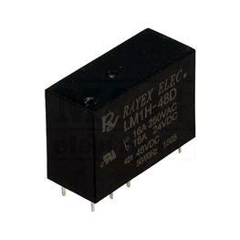 Slika za RELEJ RAYEX LM1H-48D 1xU 16A 48V DC