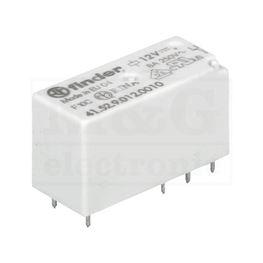 Slika za RELEJ FINDER 41.52.9.012 2xU 8A 12V DC