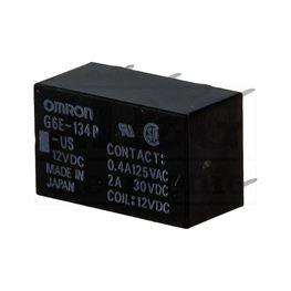 Slika za RELEJ OMRON G6E-134P-US-12VDC 1xU 3A
