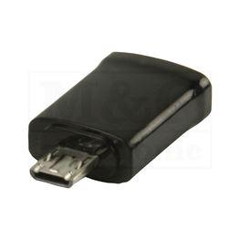 Slika za ADAPTER MHL-USB 11-pin Micro B -USB 5-pin Micro B