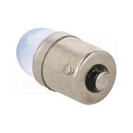 Slika za SIJALICA LED BA15S 230V AC PLAVA
