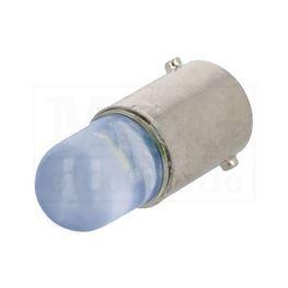 Slika za SIJALICA LED BA9S Tip L 230V AC PLAVA