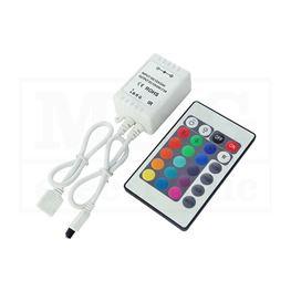 Slika za KONTROLER ZA RGB LED TRAKE 72W